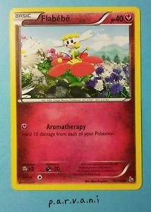 Flashfire Pokemon Card - Flabebe (62 of 106)