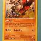 Furious Fists Pokemon Card - Hariyama (52 of 111)