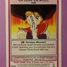 Sailor Moon Collectible Card Game - Ofuda Scroll (45/160)