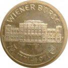 Austria 1971 25 Schilling (Weiner Borse) Proof