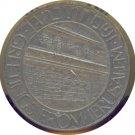 1979 Greetings From Israel Medal