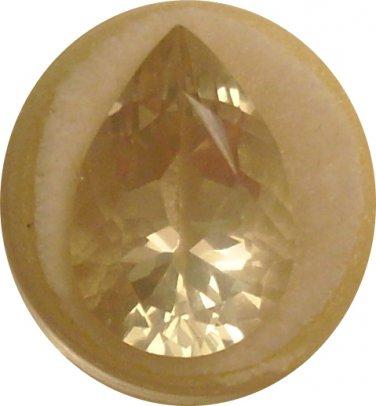 Faceted Yellow Labradorite