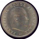 Denmark 1963 5 Krone UNC