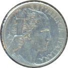 Italy 1950 5 Lire XF