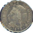 Mexico 1975 50 Centavos BU
