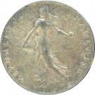 France 1914 50 Centimes VF