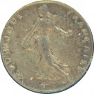 France 1916 50 Centimes XF