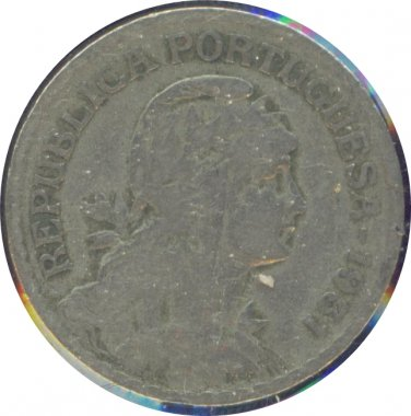 Portugal 1931 1 Escudos F