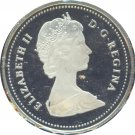 Canada 1987 50 Cents Proof