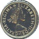 Great Britain 1970 1 Shiiling (English) Proof