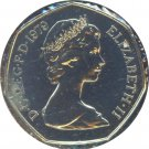 Great Britain 1979 50 Pence Proof