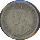 Canada 1912 5 Cents F+