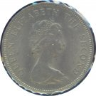 Jersey 1968 10 Pence Unc