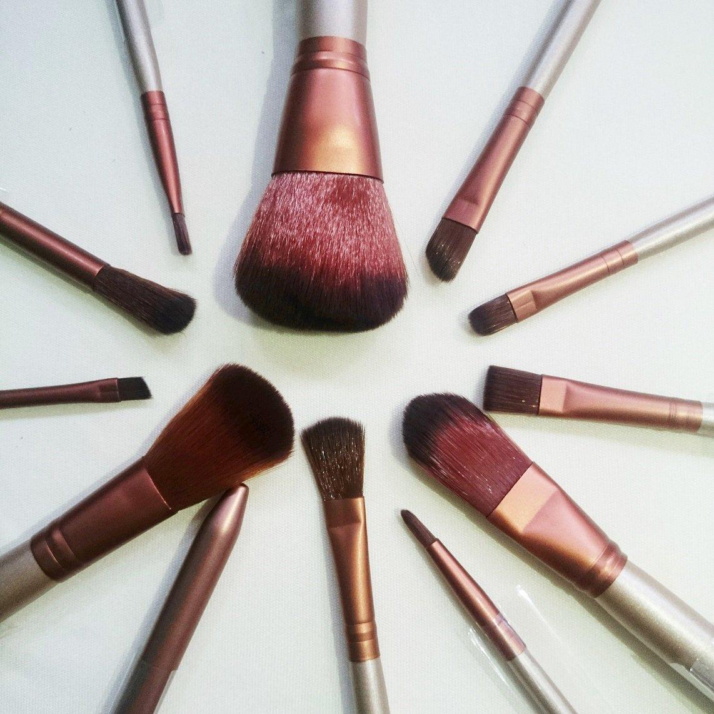 Sale Pro Makeup Brush Blush 24 Hours Skin Care Costumes Accs Travel Accs Fashion Accs (12pcs)