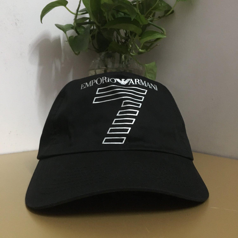MEN caps hats streetwear sportwear accessories creative gifts number 7 cotton caps
