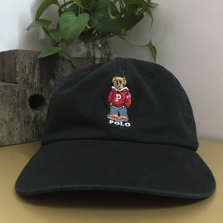 Bear Cap Bear Hat Ball Cap Hat Mens Dad cap Baseball Cap Creative gifts Sun Cap Accessories