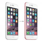 4.7 inch Metal Battery Back Cover + Side Key for iPhone 6
