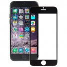 iPhone 6 Plus Front Screen Outer Glass Lens(Black)