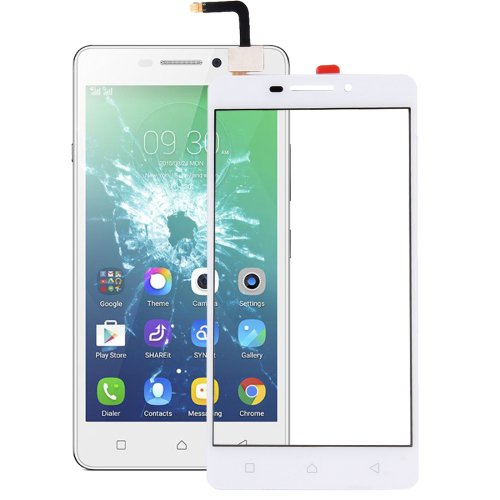 Lenovo Vibe P1m Touch Screen Digitizer Assembly (White)