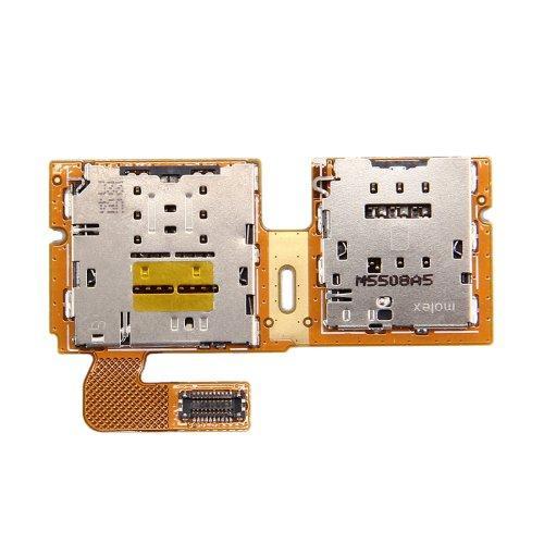 Samsung Galaxy Tab S2 9.7 / T815 SIM & Micro SD Card Reader Contact Flex Cable