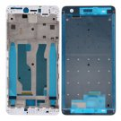 Xiaomi Redmi Note 4X Front Housing LCD Frame Bezel(White)