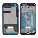 Huawei Honor 8 Lite / P8 lite 2017 Front Housing LCD Frame Bezel Plate(Blue)