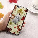 iPhone 7 Plus 3D Cartoon Squeeze Relief Squishy Dropproof Protective Back Cover Case