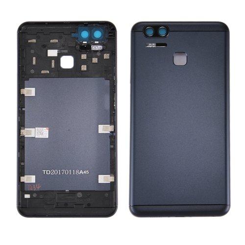 Asus ZenFone 3 Zoom / ZE553KL Back Battery Cover (Navy Black)