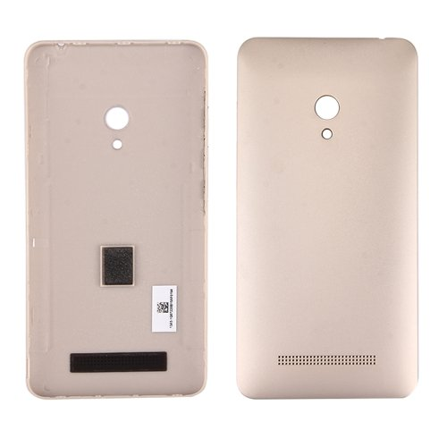 Asus Zenfone 5 Back Battery Cover(Gold)