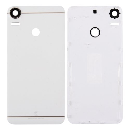 HTC Desire 10 Pro Back Cover(White)