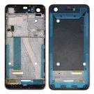 HTC Desire 10 Pro Front Housing LCD Frame Bezel Plate (Black)