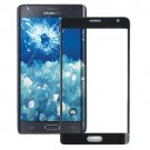 Samsung Galaxy Note Edge / N9150 Front Screen Outer Glass Lens(Black)