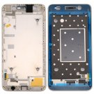 Huawei Y6 / Honor 4A Front Housing LCD Frame Bezel Plate(Gold)