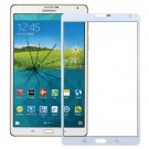 Samsung Galaxy Tab S 8.4 LTE / T705 Front Screen Outer Glass Lens(White)
