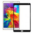 Samsung Galaxy Tab S 8.4 / T700 Front Screen Outer Glass Lens(Black)