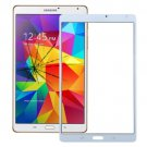 Samsung Galaxy Tab S 8.4 / T700 Front Screen Outer Glass Lens(White)