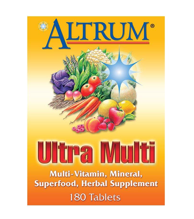 ULTRA Multi (with iron)