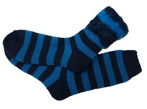 Acrylic Brushed Socks
