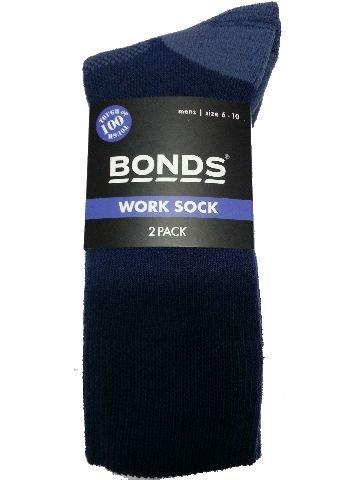 Extra Tough Cotton Work Socks