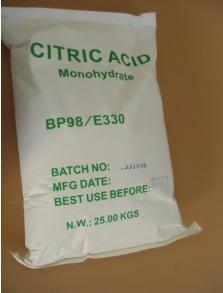 Acidulants food grade citric acid Citric Acid