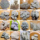 The edible clay, clay for masks, medical clay 400 gr 4 types. FREE SAMPELS