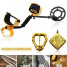 MD-3010II METAL DETECTOR DETECTORS GOLD DIGGER TREASURE HUNTER FAST COLOR DEEP