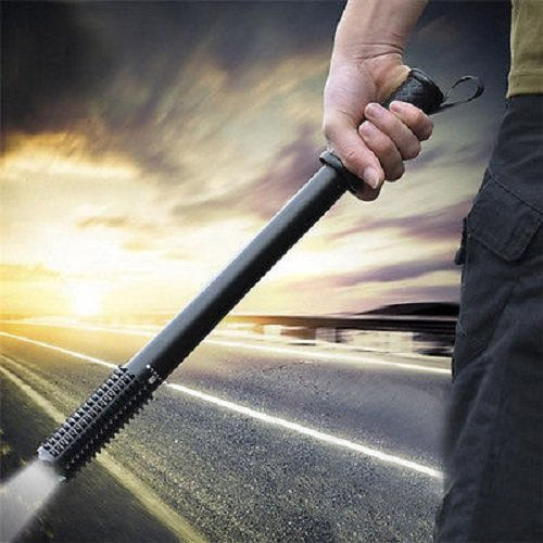 Self Defense Torch Lamp Emergency Defensive Lamp Outdoor Emergency Anti Wolf