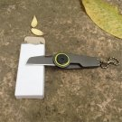 Multi-functional Portable Mini Folding Outdoor Camping Survival Steel Knife Key