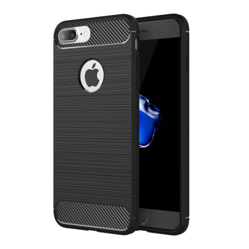 Apple iPhone 7 Plus [Rugged Armor] Shockproof Cover TPU Protective Case