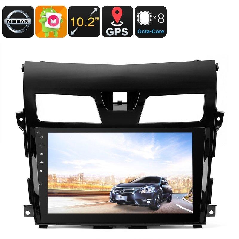 Quad-Core-Android-6-0-Car-Media-Center-Player-For-Nissan-TEANA-GPS-Nav