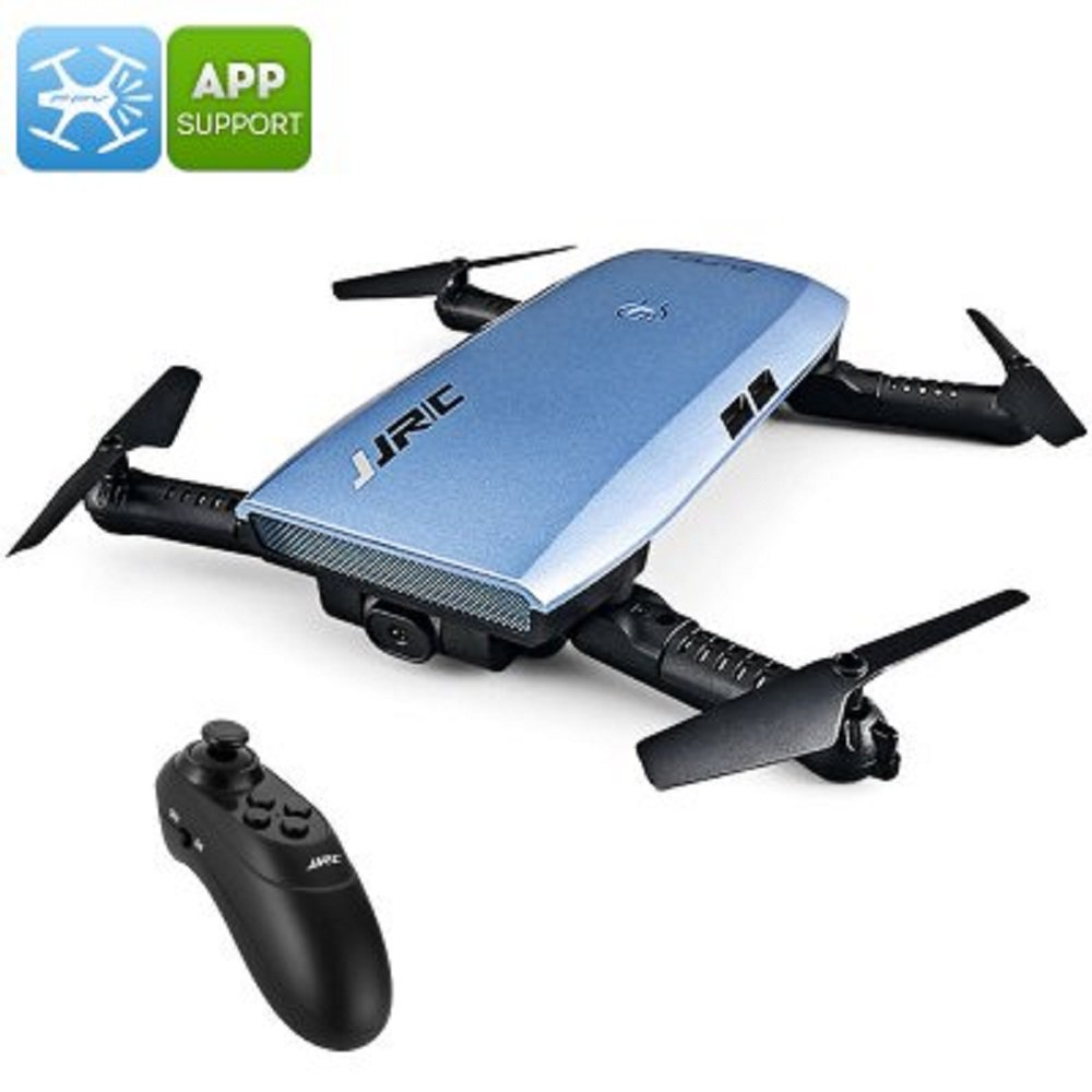 jjrc h47 elfie foldable pocket drone mini fpv quadcopter selfie 720p wifi camera