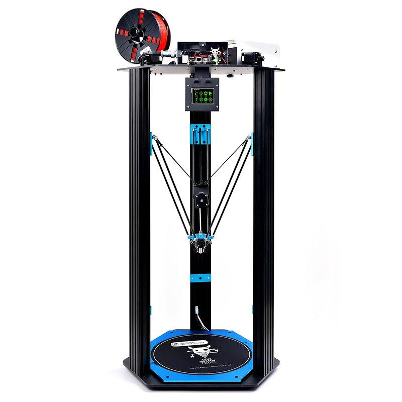 TEVO Little Monster Delta 3D Printer - High Precision, Large Building Size, DIY