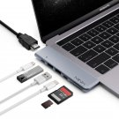 USB-C Digital Multiport Adapter for Apple Macbook - Connect Your MacBook with USB-C port
