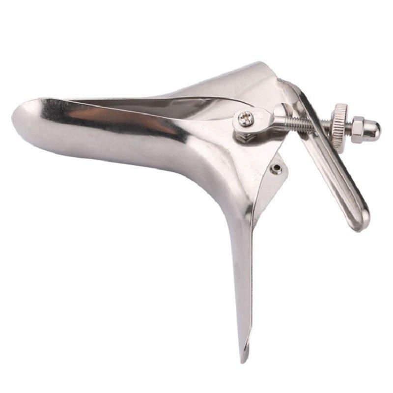 Stainless Steel Vaginal Anal Dilator Colposcopy